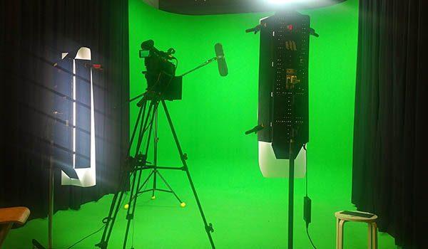 VlogStudio voor zakelijk vloggen