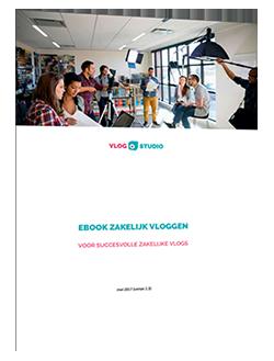 Ebook zakelijk vloggen
