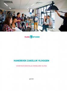 Download het handboek voor zakelijk vloggen