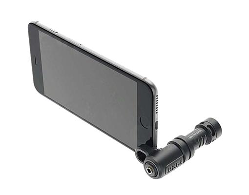 Externe microfoon smartphone