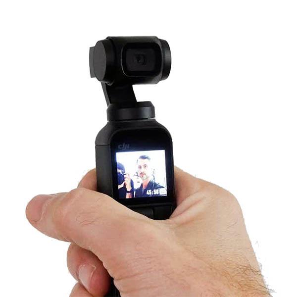 Osmo Mobile Pocket ideaal om te vloggen in 4K